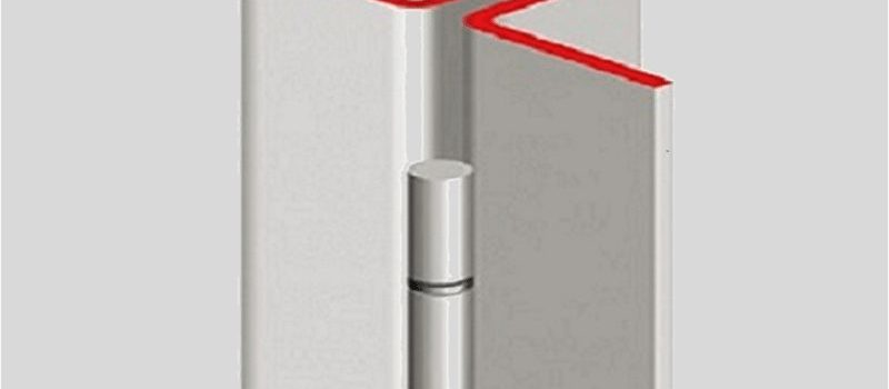 barre de pivot porte a recouvrement ab fermetures le havre