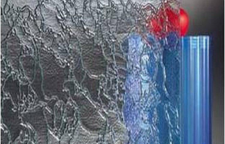 Verre décoratif 4 mm ( Delta clair ) Vitrerie AB Fermetures Le Havre