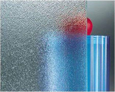Verre décoratif 4 mm ( Granité 200 ) Vitrerie AB Fermetures Le Havre