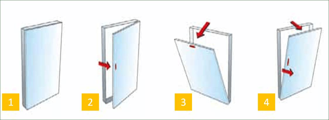 les types d' ouvertures de fenêtres aluminium au havre
