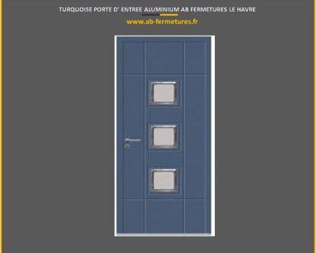 menuiserie-aluminium-turquoise-porte-d-entree-alu-modele-turquoise-par-ab-fermetures-le-havre-et-honfleur-deauville