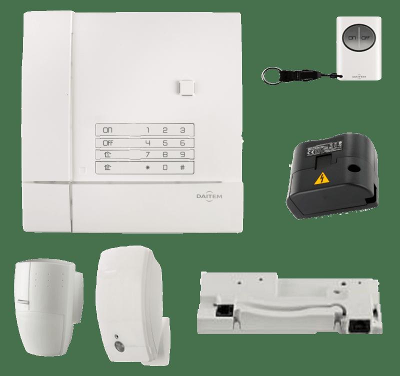 pack alarme enova SH909Af