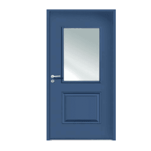 Porte-d'-entree-acier-gamme-classique-modele-BALTA-1-AB-Fermetures-Le-Havre;