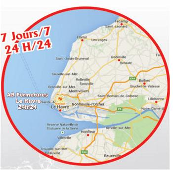 trouver un serrurier en urgence au Havre 76600