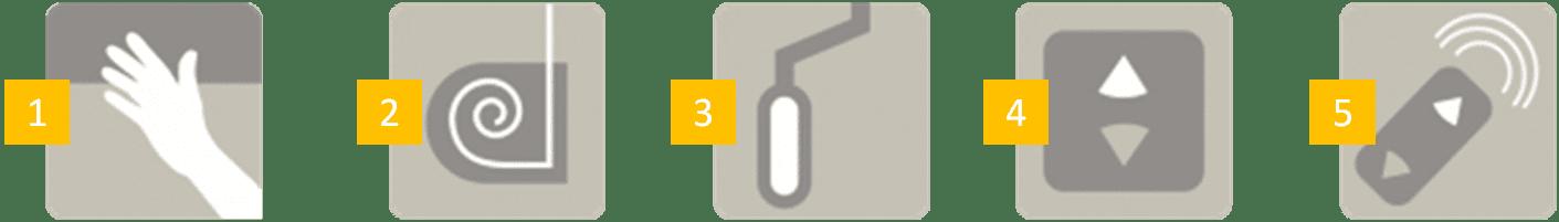 Les manoeuvres des volets roulant AB Fermetures Le Havre